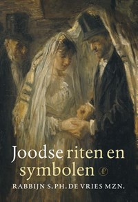 Joodse riten en symbolen   S. Ph. de Vries  