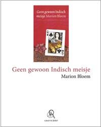 Geen gewoon Indisch meisje (grote letter) | Marion Bloem |