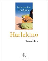 Harlekino (grote letter) | Tessa de Loo |