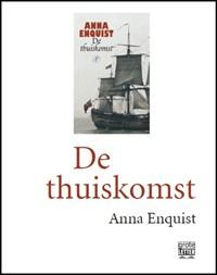 De thuiskomst - grote letter | Anna Enquist |
