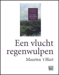 Een vlucht regenwulpen - grote letter | Maarten 't Hart |