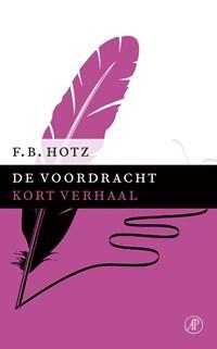 De voordracht | F.B. Hotz |