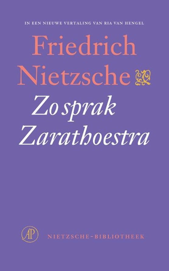 Zo sprak Zarathoestra