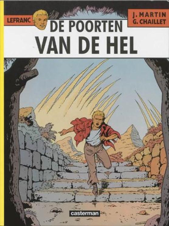 Lefranc 05. de poorten van de hel