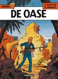 Lefranc 07. de oase | Jaques Martin & Gilles Chaillet |