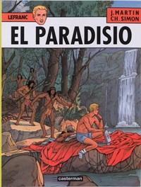 Lefranc 15. el paradisio | J. Martin & Simon, Ch. / Paques, O. |