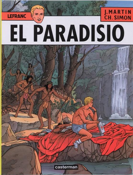 Lefranc 15. el paradisio