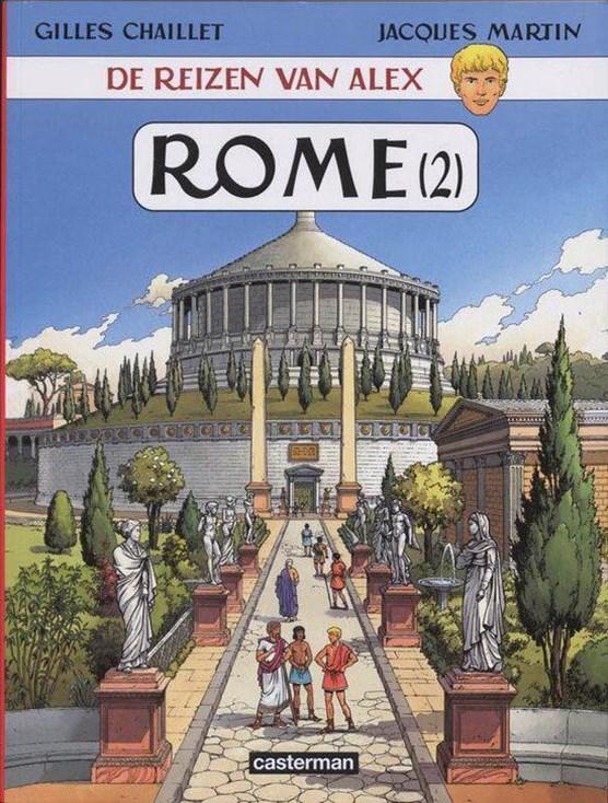 Alex, de reizen van 11. rome 02