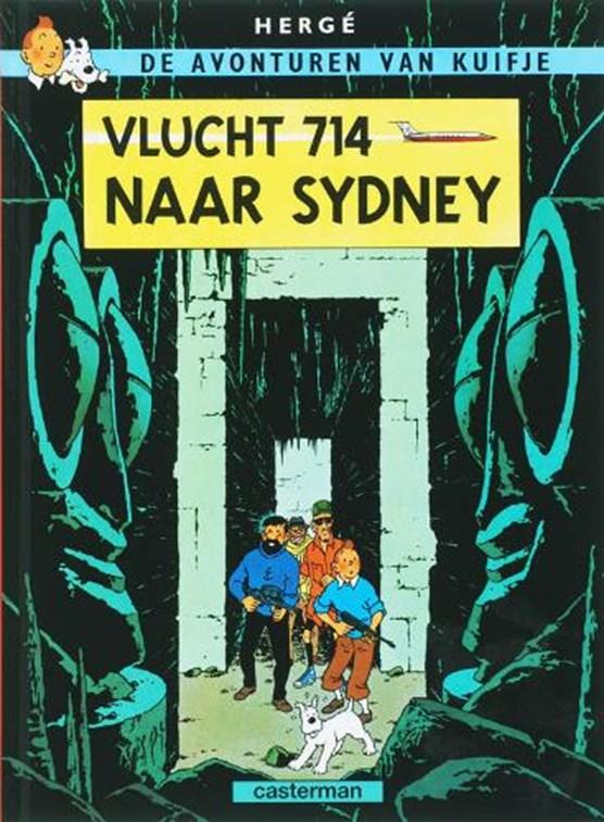 De avonturen van Kuifje / Vlucht 714 naar Sydney