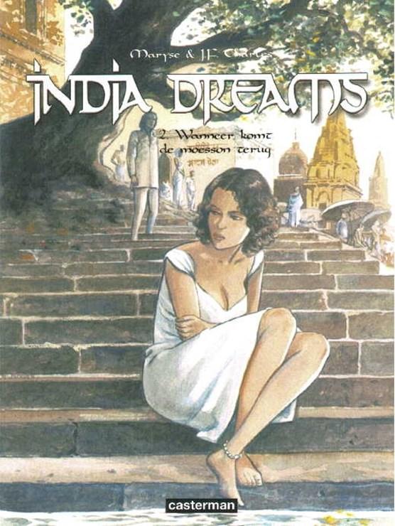 India dreams Hc02. wanneer de moesson terugkomt