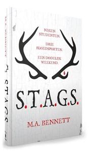 S.T.A.G.S. | M. A. Bennett |