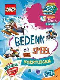 LEGO Bedenk en Speel Voertuigen | auteur onbekend |