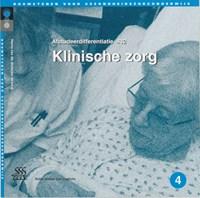 Klinische zorg | H. van der Sluis ; J.H.J. de Jong |