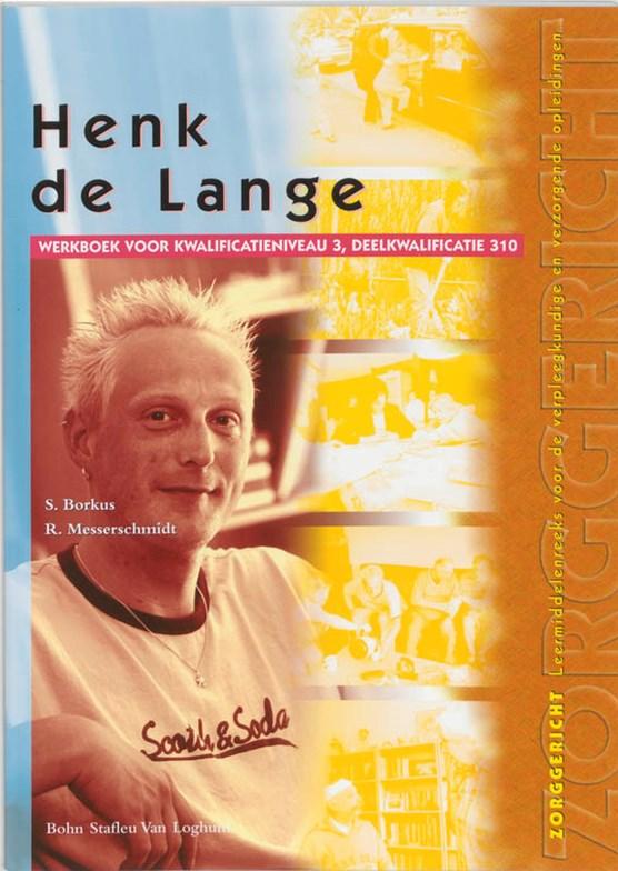 Henk de Lange Werkboek kwalificatieniveau 3