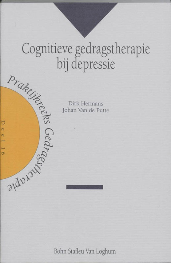 Cognitieve gedragstherapie bij depressie
