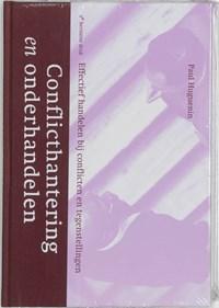 Conflicthantering en onderhandelen   P. Huguenin  