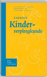 Zakboek kinderverpleegkunde | M.A. de Jong |