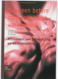 Naar een betere zorg voor zieke werknemers | J.W.J. van der Gulden ; A.P. Nauta |