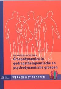 Groepsdynamica in gedragstherapeutische en psychodynamische groepen   J. van Reijen ; T. Haans  