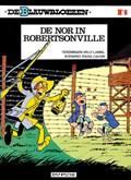 De blauwbloezen 06. de nor in robertsonville | Willy Lambil & Raoul Cauvin |