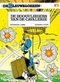 De blauwbloezen 08. de hoogvliegers van de cavalerie   Willy Lambil & Raoul Cauvin  