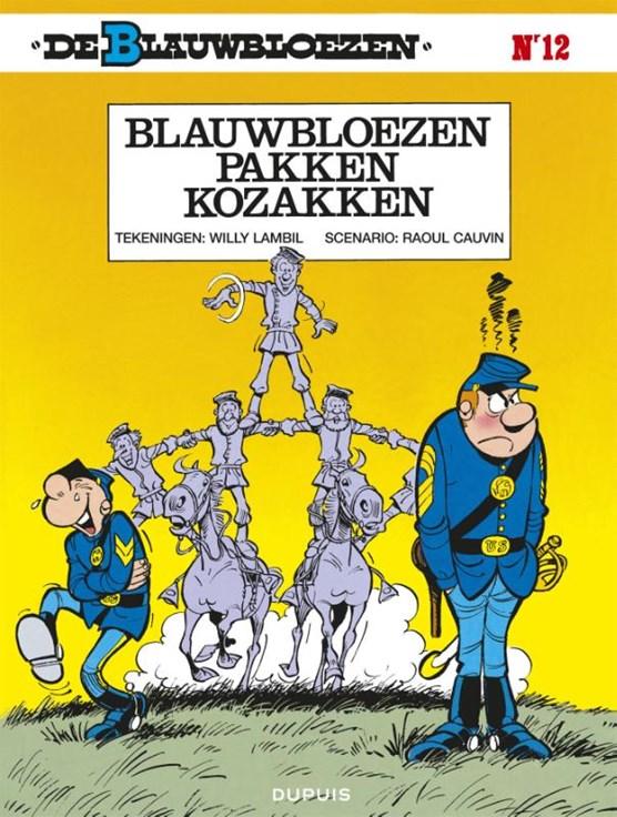 De blauwbloezen 12. blauwbloezen pakken kozakken