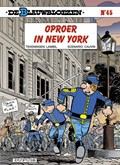 De blauwbloezen 45. oproer in new york | R. Cauvin |
