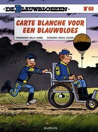 Carte blanche voor een blauwbloes   Raoul Cauvin  