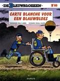 De blauwbloezen 60. carte blanche voor een blauwbloes   Raoul Cauvin  