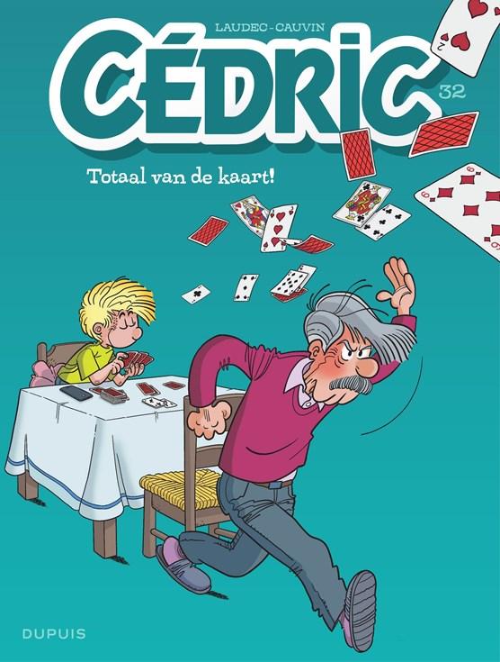 Cedric 32. totaal van de kaart !