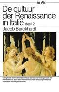Cultuur de Renaissance in Italië | J. Buckhardt |