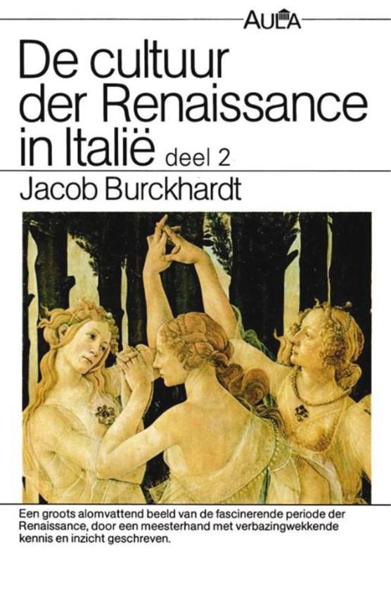Cultuur de Renaissance in Italië