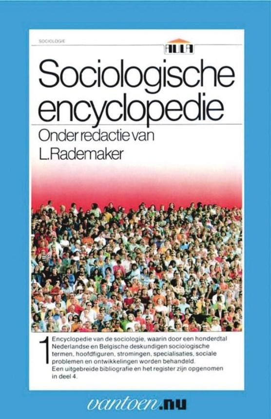 Sociologische encyclopedie 1