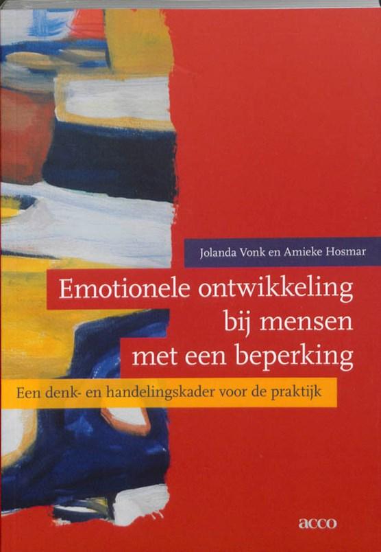 Emotionele ontwikkeling bij mensen met een beperking