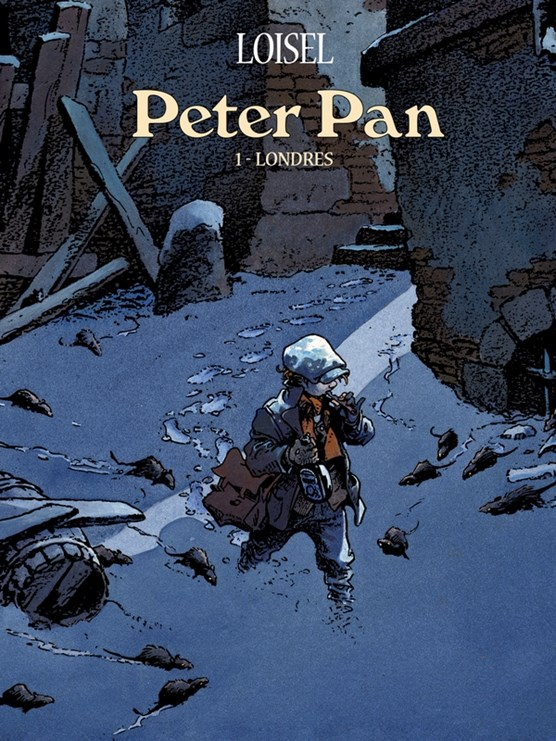 Peter pan Hc01. londen