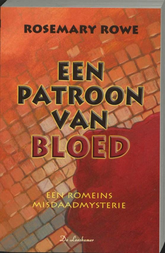 Een patroon van bloed