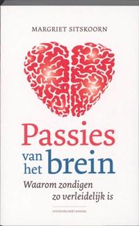 Passies van het brein   Margriet Sitskoorn  
