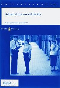 Adrenaline en reflectie | auteur onbekend |