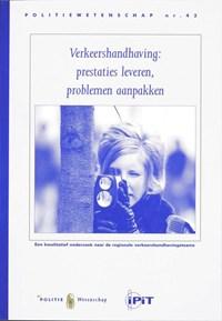 Verkeershandhaving   G. Meershoek ; M. Krommendijk  