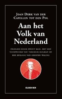Aan het volk van Nederland! | Johan Derk van der Capellen tot den Pol |