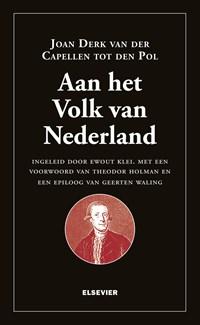 Aan het volk van Nederland! | Joan Derk van der Capellen tot den Pol |