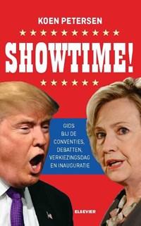 Showtime | Koen Petersen |