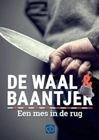 Een mes in de rug | Baantjer & de Waal |