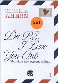 De P.S. I love you club (in 2 banden) | Cecelia Ahern |