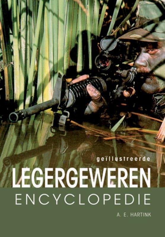 Geillustreerde legergeweren encyclopedie