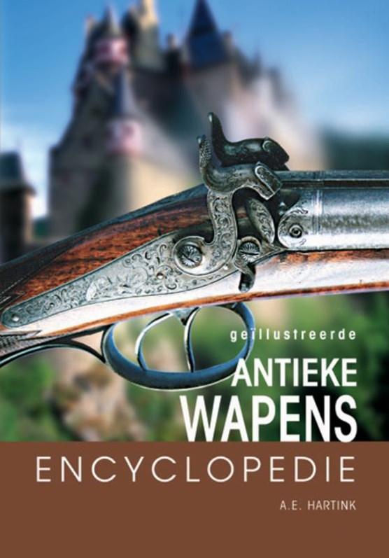 Geillustreerde antieke wapens encyclopedie