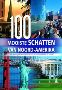 100 Mooiste schatten van Noord-Amerika | W. Wehmeyer |