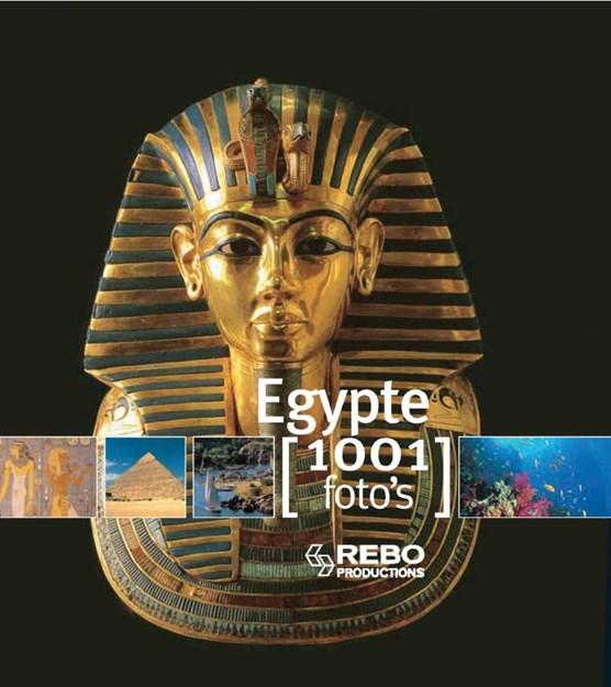 Egypte 1001 foto's