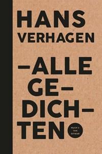 Alle gedichten   Hans Verhagen  