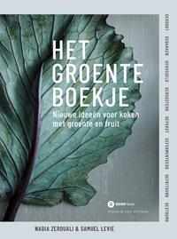 Het groenteboekje   Samuel Levie ; Nadia Zerouali  